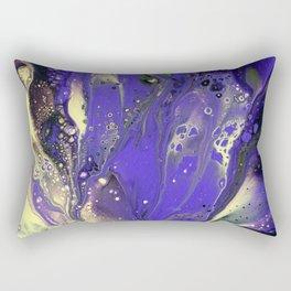 Wild Iris Rectangular Pillow