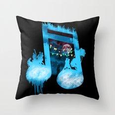 FIESTA V2 Throw Pillow