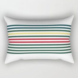 As du volant (1958) Rectangular Pillow