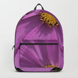 Pink Cosmos Backpack