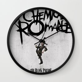 MCR - The Black Parade Wall Clock