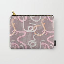 Snakes pattern 006 Carry-All Pouch