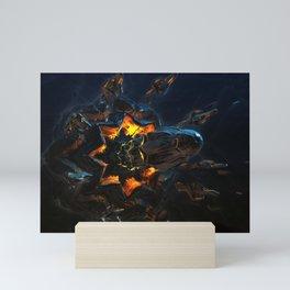 Matrix Sentinels r4 Mini Art Print