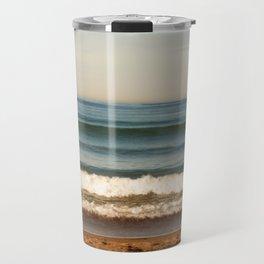 Beach photograph. Layer Cake Travel Mug
