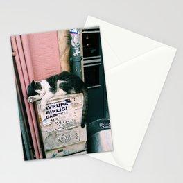 kedi.4 Stationery Cards