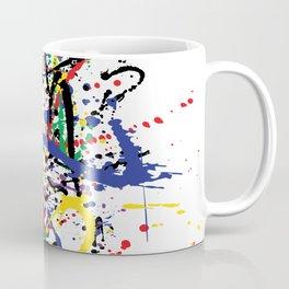 Pollock Remembered by Kathy Morton Stanion Coffee Mug