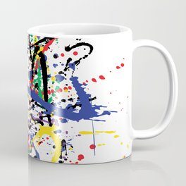 Pollock Remembered by Kathy Morton Stanion Coffee Mug