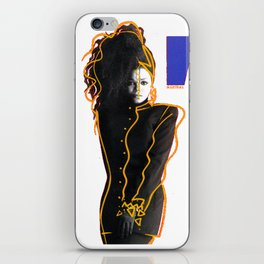 Janet Jackson - In Control iPhone Skin