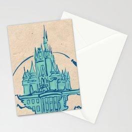 Magic Kingdom Stationery Cards