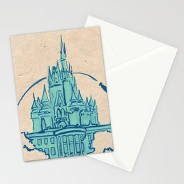 Magic Kingdom Stationery Cards
