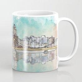 Pittsburgh Sunset Coffee Mug