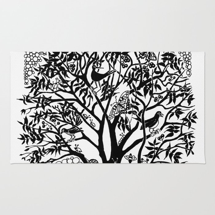 NOT just a Tree Rug