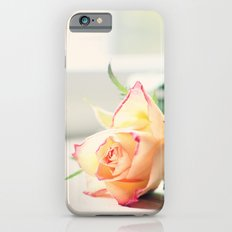 Rose by the Window Slim Case iPhone 6s