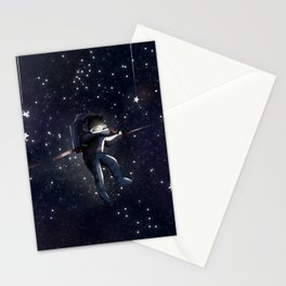 The Martian Stationery Cards