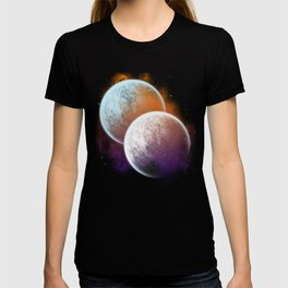 Together forever - Planets T-shirt