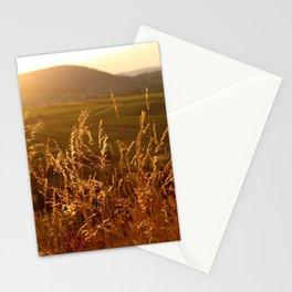 Gold Warm Light - JUSTART © Stationery Cards