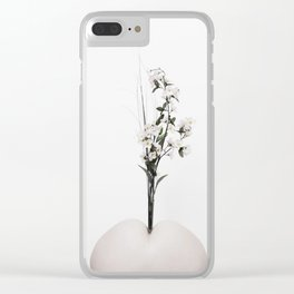 8 marzo Clear iPhone Case