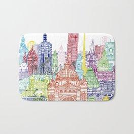 Melbourne Towers Bath Mat
