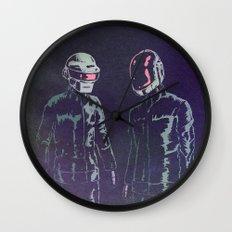 The Robots Wall Clock