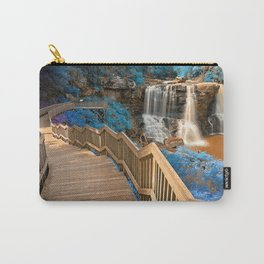 Blackwater Falls State Park Davis West Virginia United States Ultra HD Carry-All Pouch
