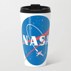 Nasa x Wing fighter Travel Mug