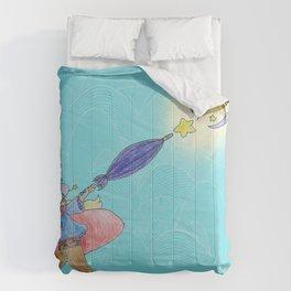 Abraca-DAB-ra Comforters