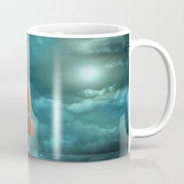 Pirates on sea Coffee Mug