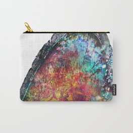 Geode Luster Carry-All Pouch