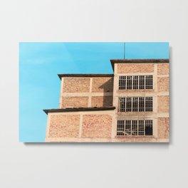 Potpican Metal Print
