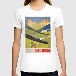 Alto Adige South Tyrol T-shirt