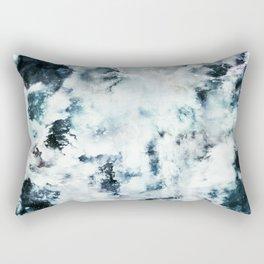 Marble abstract Rectangular Pillow