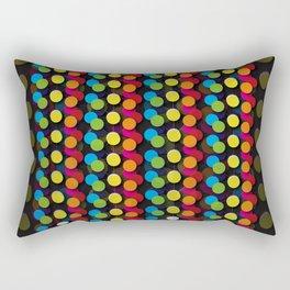 Abstract Rectangular Pillow