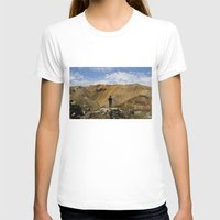 iceland T-shirts featuring ICELAND IV by Gerard Puigmal