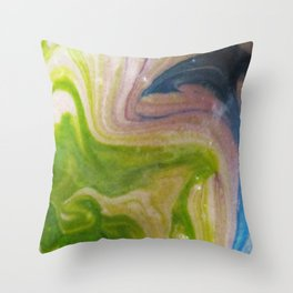 Cake Art -2 Throw Pillow