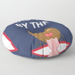 Grab 'em by the Floor Pillow