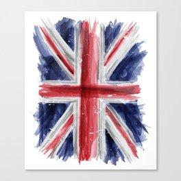 British Flag Canvas Print