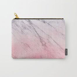 Cotton candy marble Carry-All Pouch