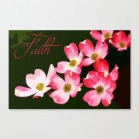 faith Canvas Prints featuring faith by Shea33
