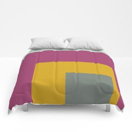 Color Ensemble No. 6 Comforters
