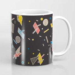 Memphis Inspired Pattern 10 Coffee Mug