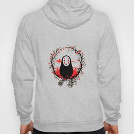 Evil Without Face Hoody