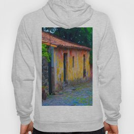 Colorful Building Hoody