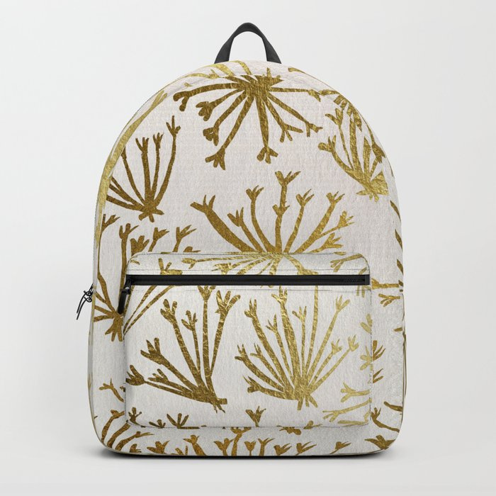 Queen Anne's Lace #2 Backpack