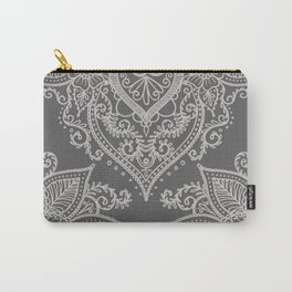 BOHO ORNAMENT 1C Carry-All Pouch