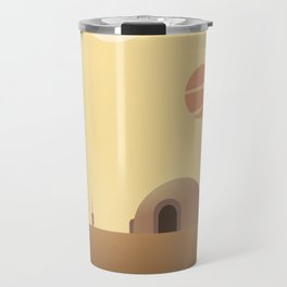Tatooine Travel Mug