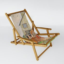Hermit Apocalypse Sling Chair