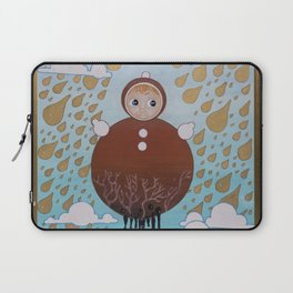 The Roly Poly Doll Laptop Sleeve