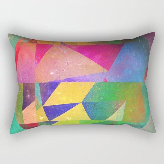 6 hyx Rectangular Pillow