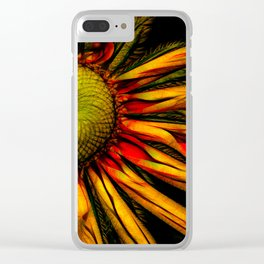 Aglow Clear iPhone Case