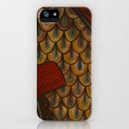Attic Window iPhone Case